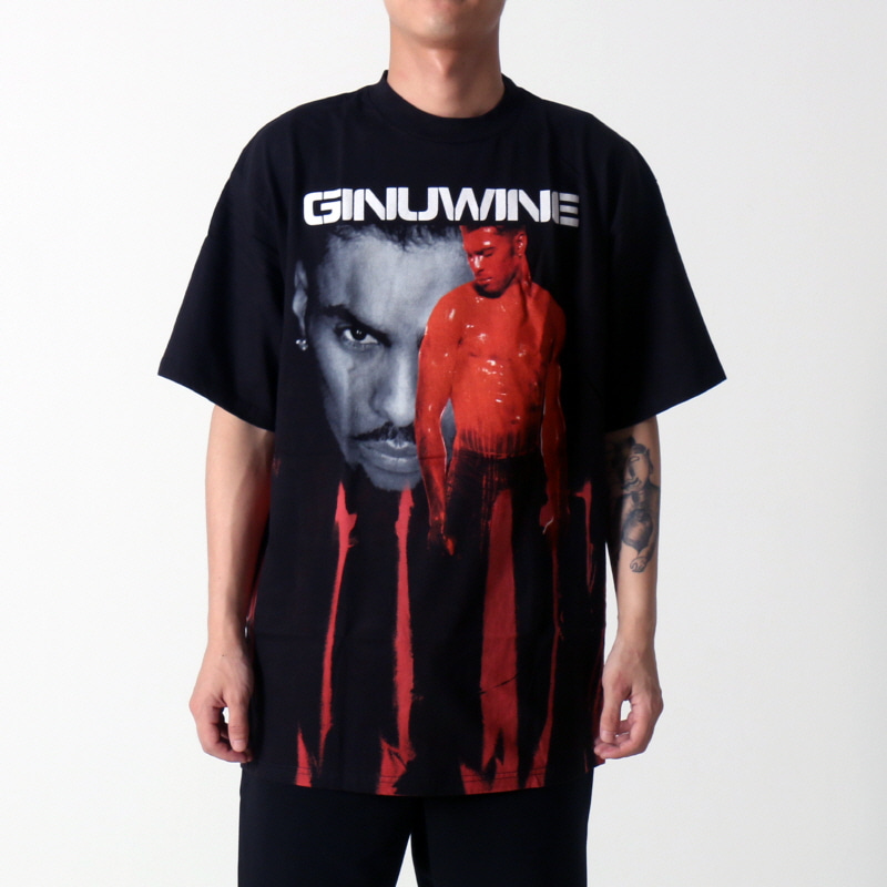 [$ SHOP SALE] [VINTAGE WEAR LA] GENUWINE RES SKIN TEE