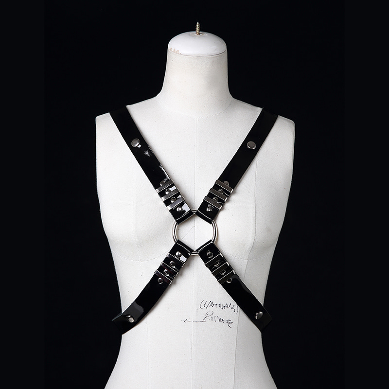 [SADOPLAY] HARNESS#02 (BLACK)