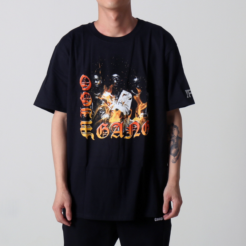 [$ SHOP SALE] [YRN] MIGOS GANG TEE (BLACK)