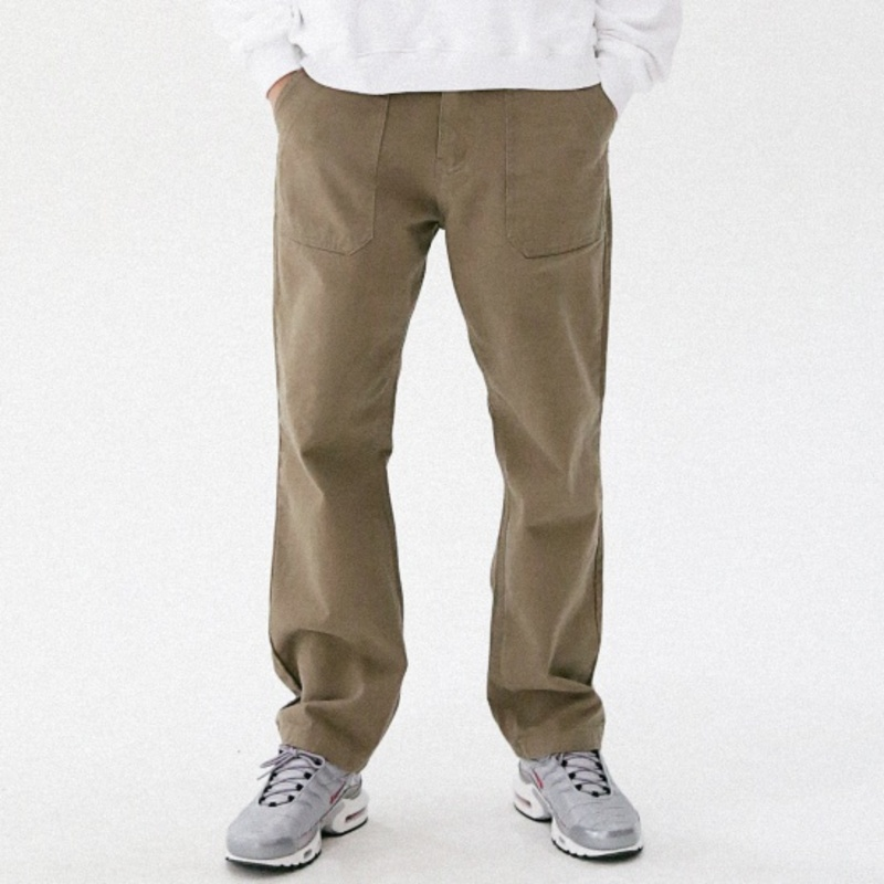 [MASSNOUN] FULL WORK FATIGUE PANTS MFVCP003-BG