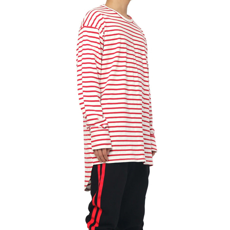 [DEADEND] RED STRIPE IMBALANCE LONG SLV