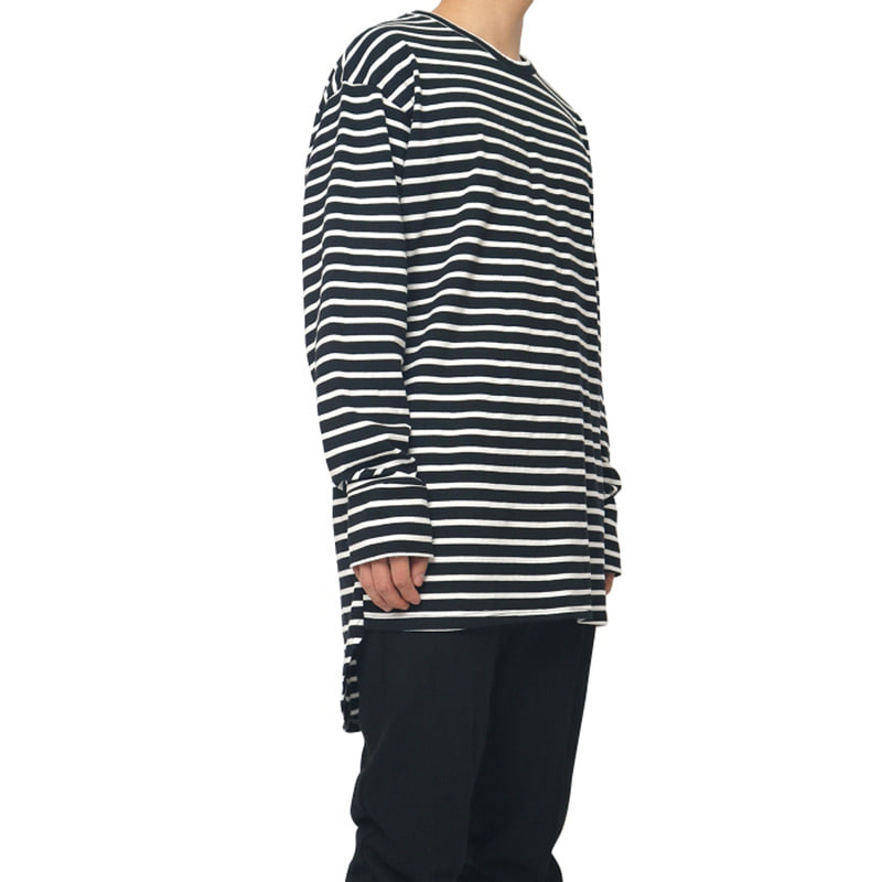 [DEADEND] BLACK STRIPE IMBALANCE LONG SLV