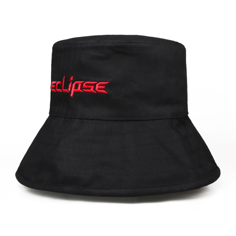 [NYPM] ECLIPSE BUCKET HAT (BLK)