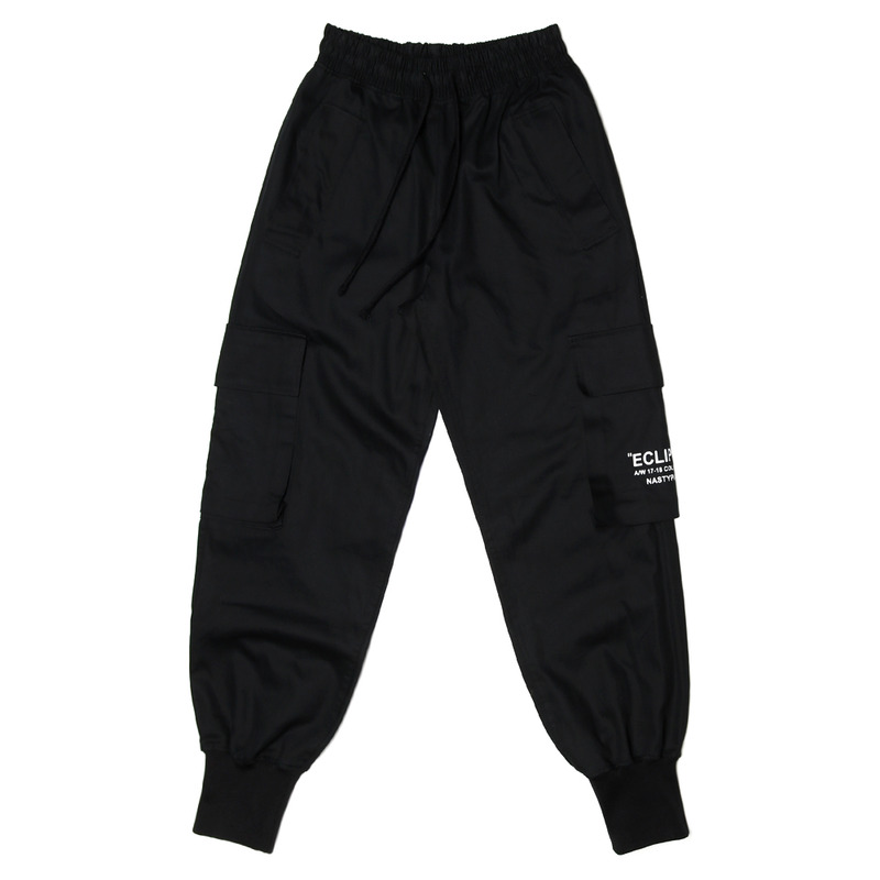 [NYPM] ECLIPSE JOGGER PANTS (BLK)