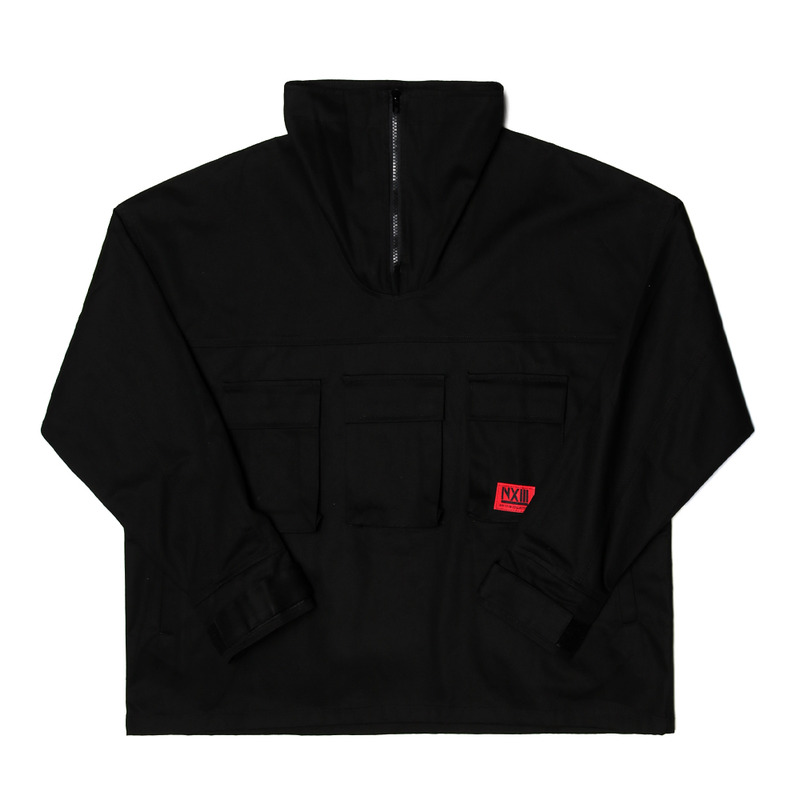 [NYPM] OBSCURITE ANORAK JACKET (BLK)