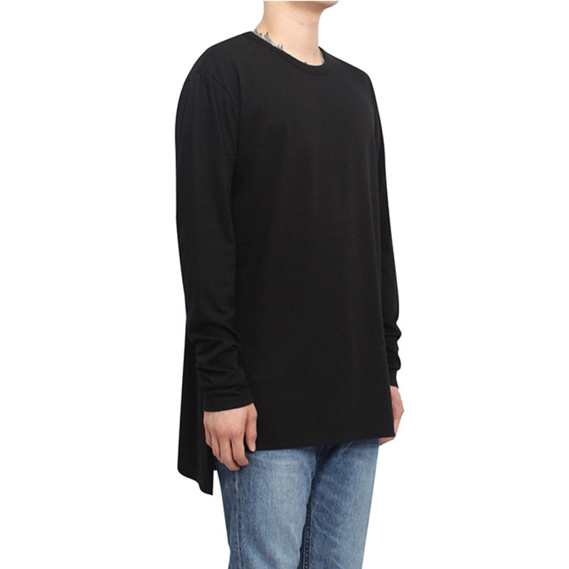 [CLACO] LONG STAIRS SLEEVE V2 (BLACK)