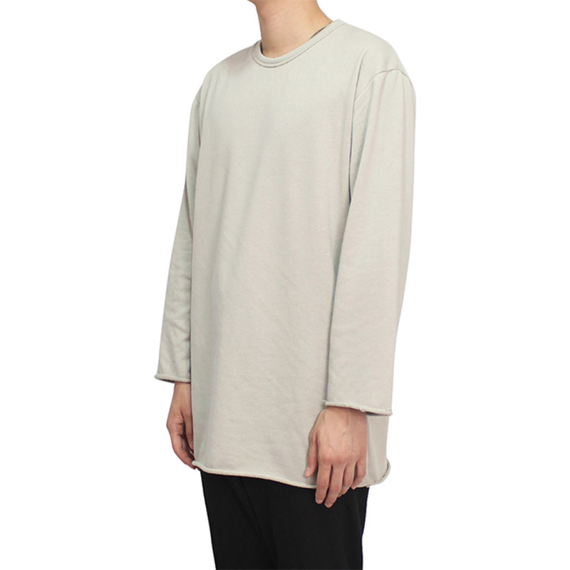 [CLACO] CUTTING LONG SLEEVE (BEIGE)