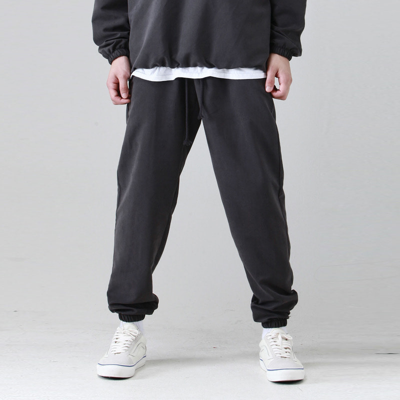 [TAKEASY] BRUSHED WINDCHEATER JOGGER (GRAY)