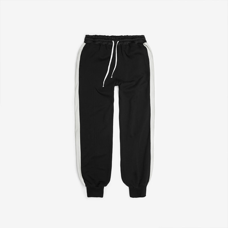 [DPRIQUE] TRACK JOGGER PANTS - WHITE