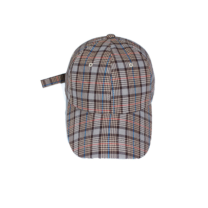 [RADIOS] RDS COTTON CHECK CAP TRACK.3
