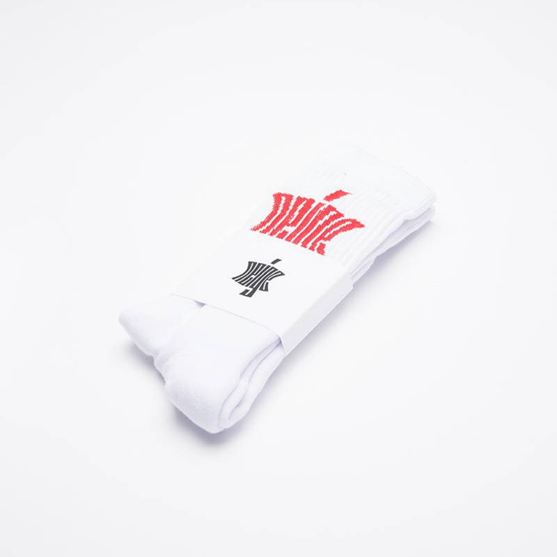[$ SHOP SALE] [NEIGE] LOGO SOCKS (WHITE)