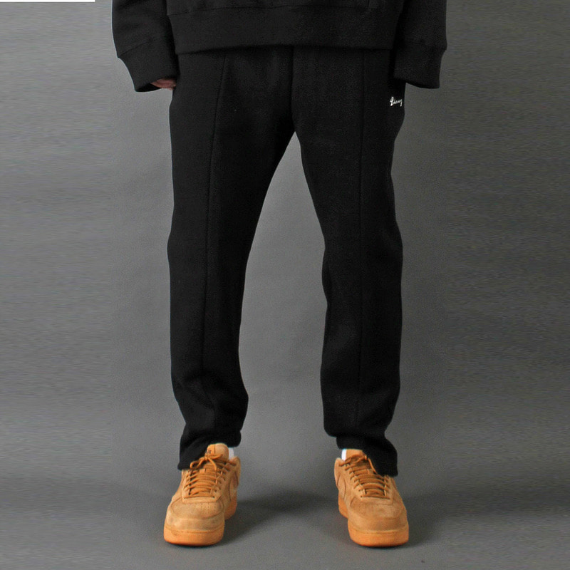 [TAKESAY] PARODY SWEAT PANTS (BLACK)