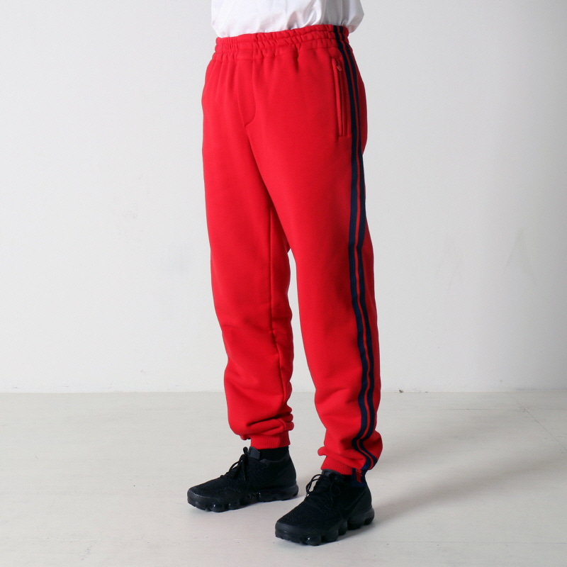 [$ SHOP SALE] [NEIGE] SWEATPANTS RED