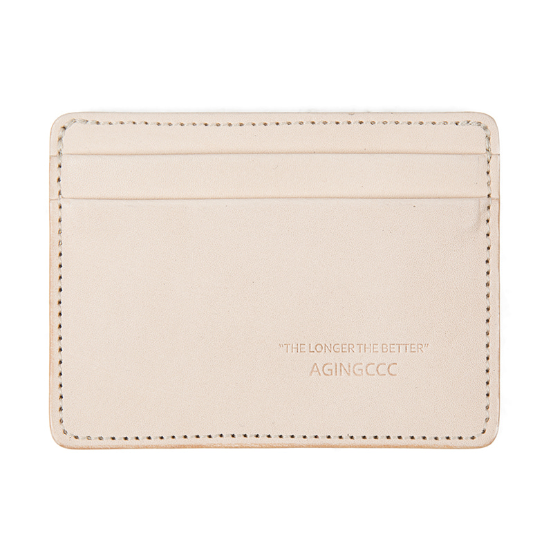 [AGINGCCC] 238# X CARD WALLET-VEGETABLE