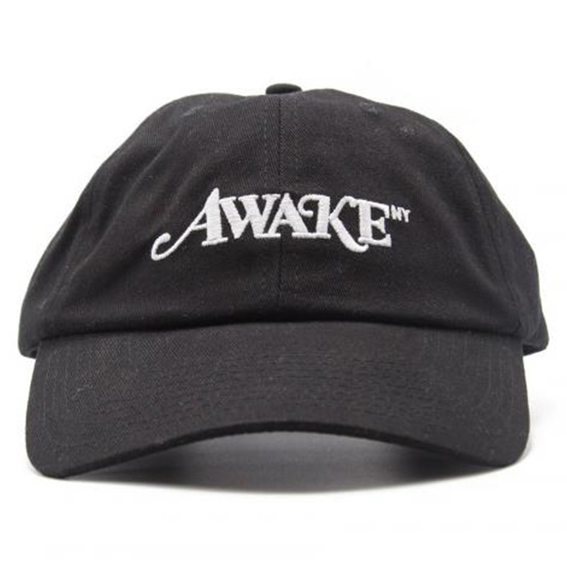 [AWAKE] AWAKE NEW YORK LOGO BALL CAP (BLACK)
