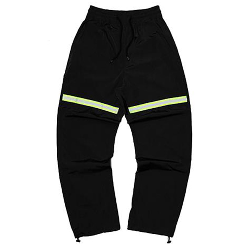 [2018 SUMMER SALE] [NSTK] VOLTZ PANTS (BLK)
