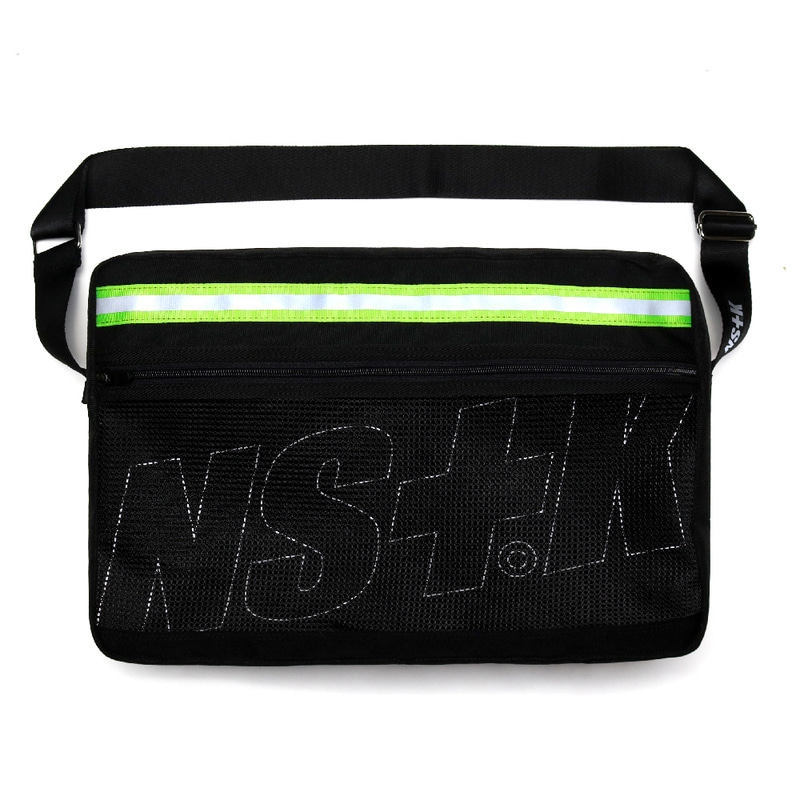 [2018 SUMMER SALE] [NSTK] VOLTZ CROSS BAG (BLK)