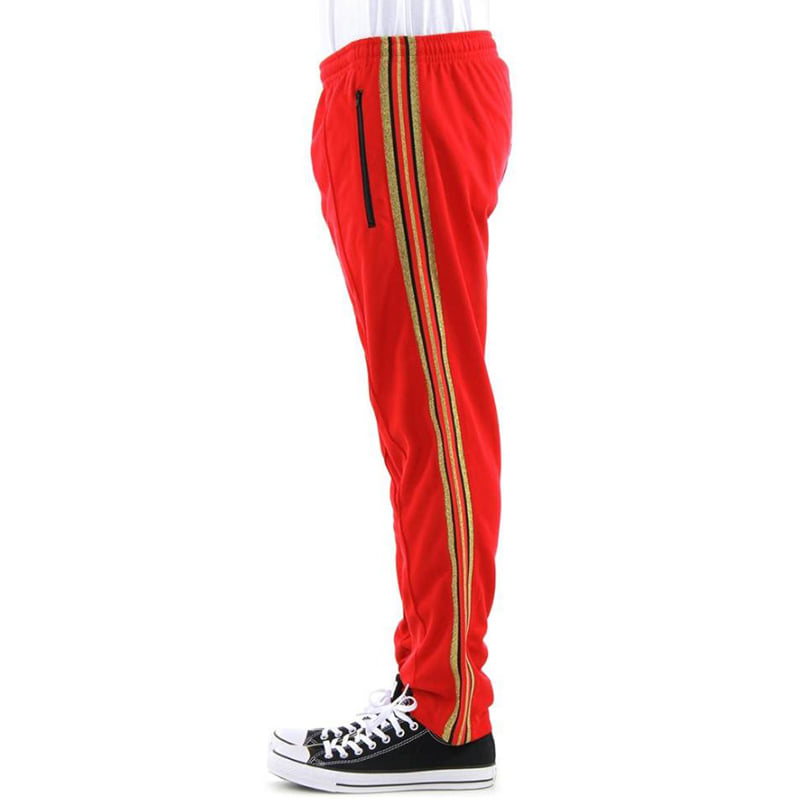 [$ SHOP SALE] [EPTM] OLYMPIC TRACK PANTS (RED)