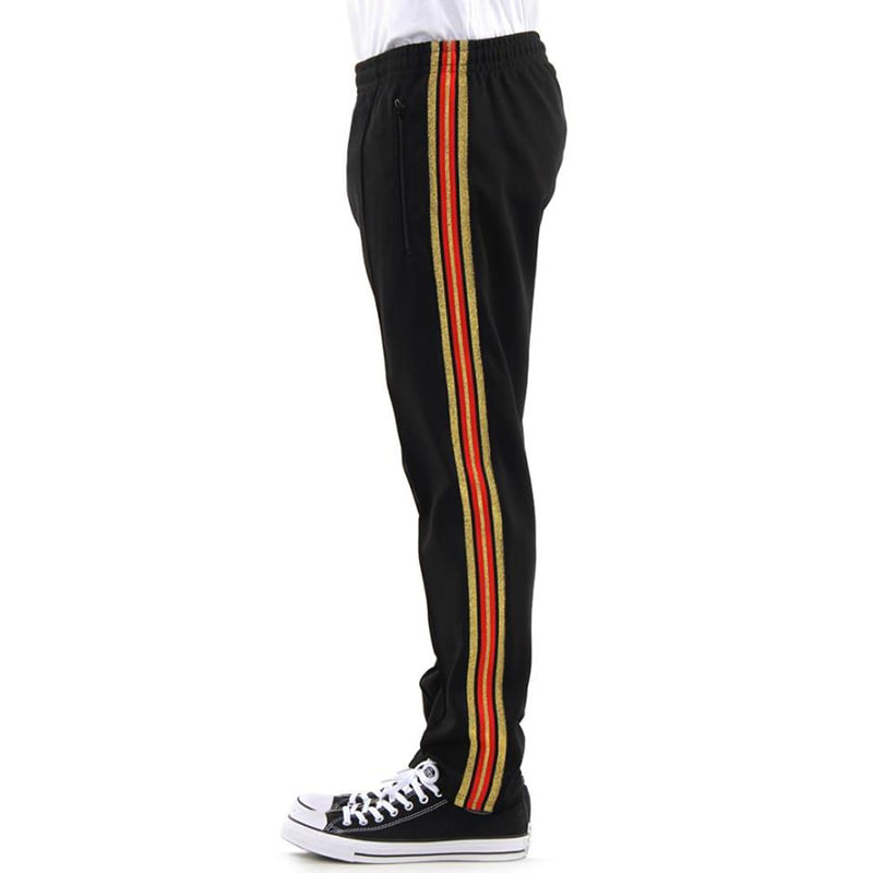 [$ SHOP SALE] [EPTM] OLYMPIC TRACK PANTS (BLACK)
