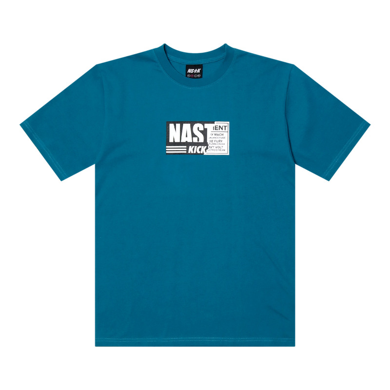 [2018 SUMME SALE] [NSTK] NSTK NELEMENT TEE (GREEN)