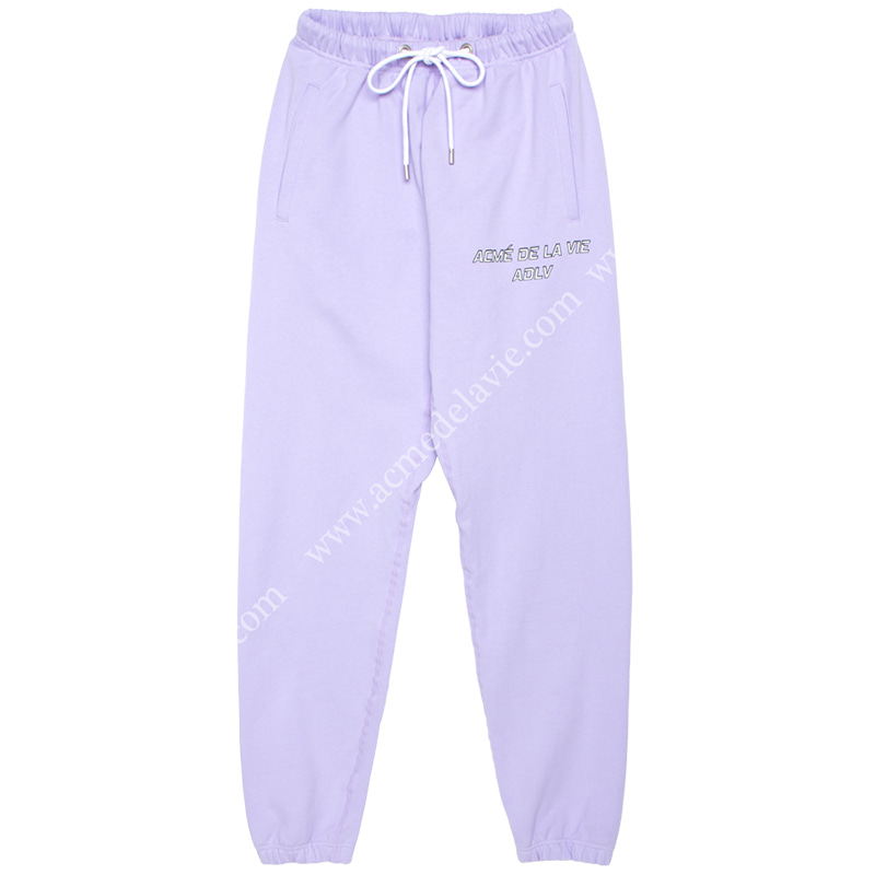 [ACME DE LA VIE] ADLV TRAINNING BOTTOM LAVENDER 라벤더 트레이닝 하의