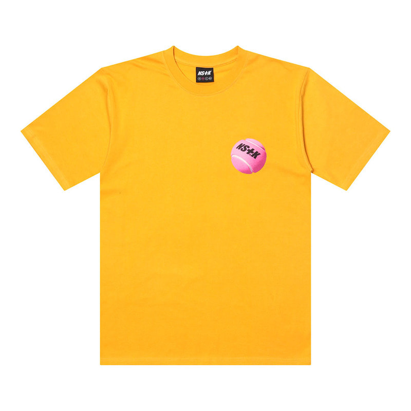 [2018 SUMMER SALE] [NSTK] NSTK ACE TEE (YELLOW)