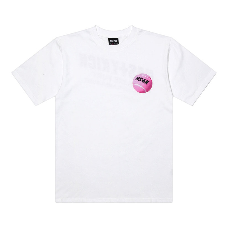 [2018 SUMMER SALE] [NSTK] NSTK ACE TEE (WHT)
