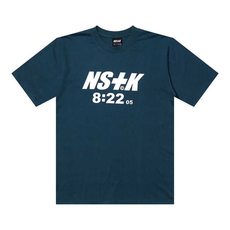 [2018 SUMMER SALE] [NSTK] NSTK 822 TEE (NAVY)