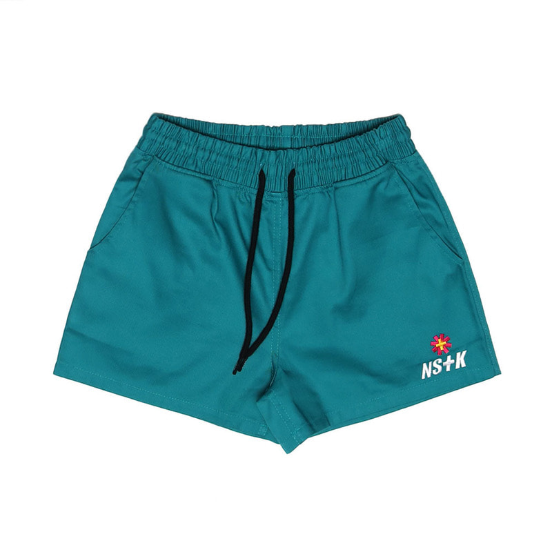 [2018 SUMMER SALE][NSTK] NASTY FANCY SHORT PANTS (GREEN)
