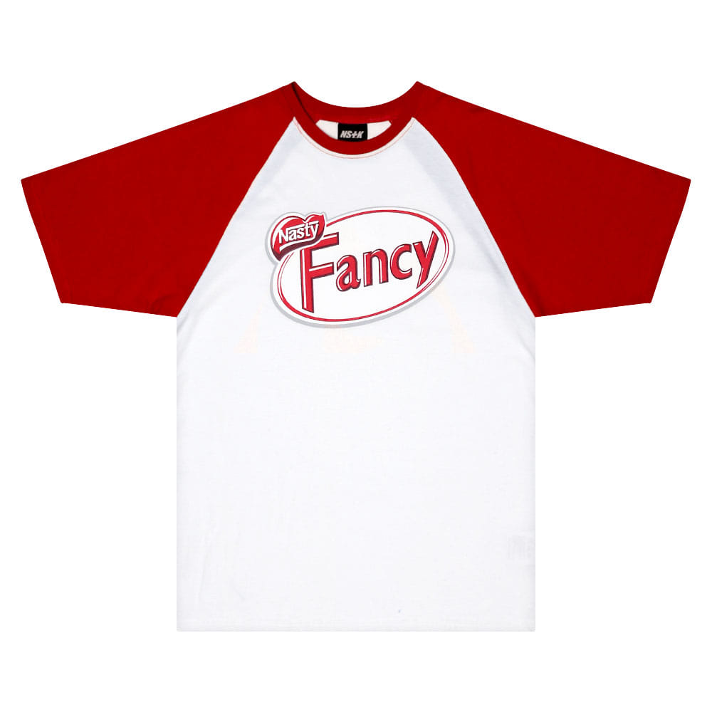 [NSTK] NASTY FANCY SWEET TEE (RED)