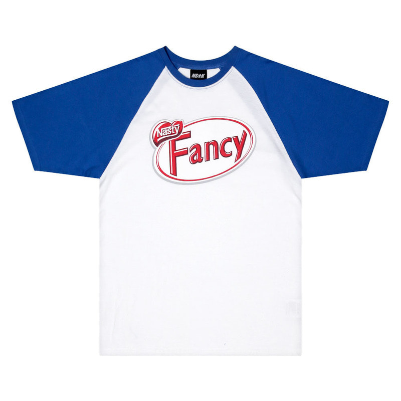 [2018 SUMMER SALE][NSTK] NASTY FANCY SWEET TEE (BLUE)