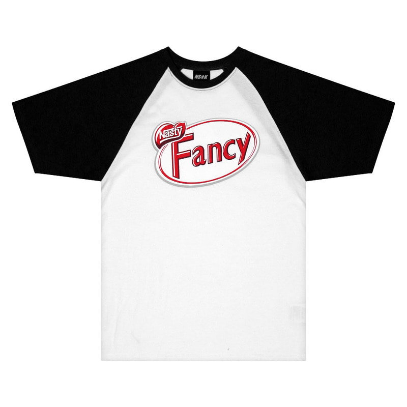 [NSTK] NASTY FANCY SWEET TEE (BLK)