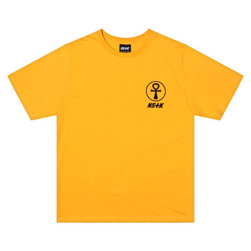 [2018 SUMMER SALE] [NSTK] FANCY FLOWER TEE (YELLOW)