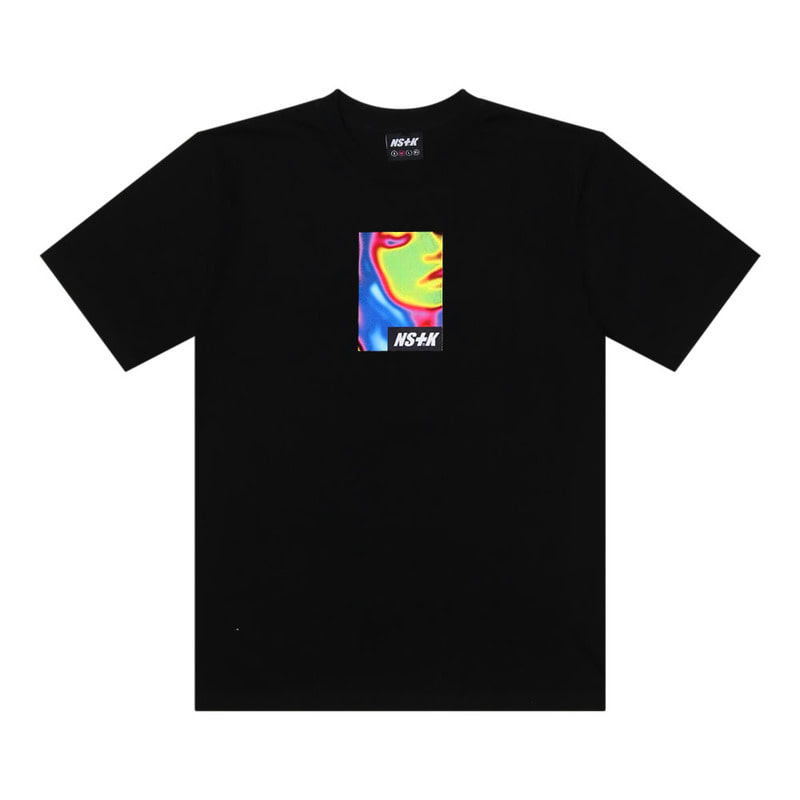 [2018 SUMMER SALE] [NSTK] NSTK IDEAL-P TEE (BLK)