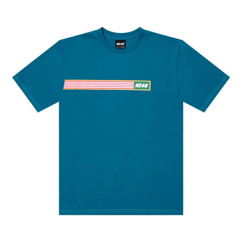 [2018 SUMMER SALE] [NSTK] NSTK DRAWOVER TEE (GREEN)