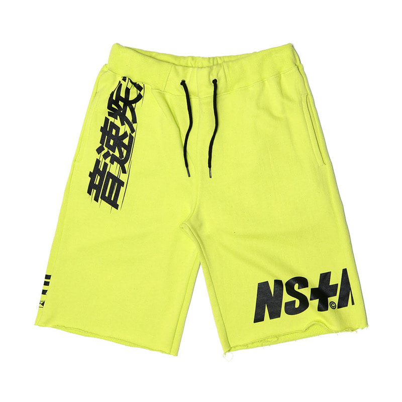 [2018 SUMMER SALE] [NSTK] STAY MACH SHORTPANTS (NEON)