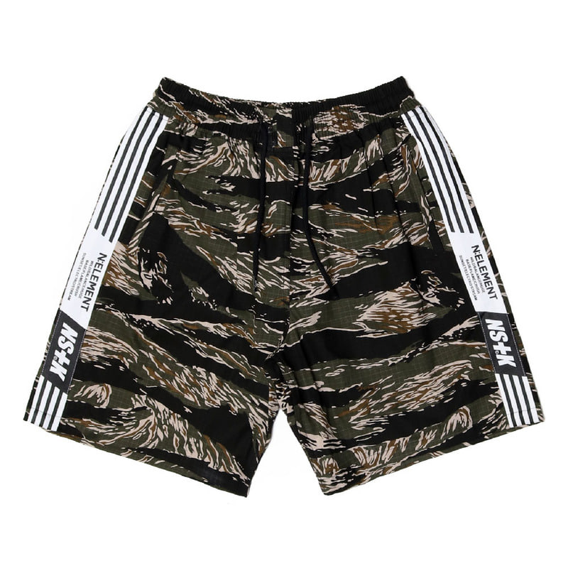 [2018 SUMMER SALE] [NSTK] NLMT LINE SHORT PANTS (CAMO)