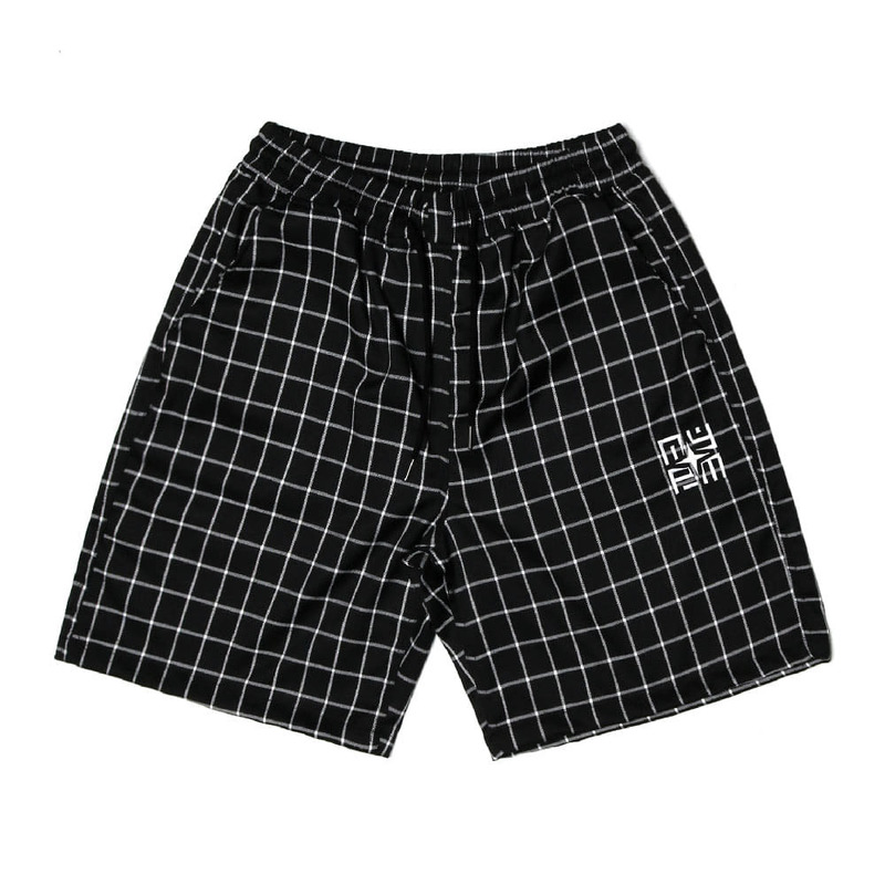 [2018 SUMMER SALE][NYPM] 2ND NEMESIS SHORT PANTS (BLK)