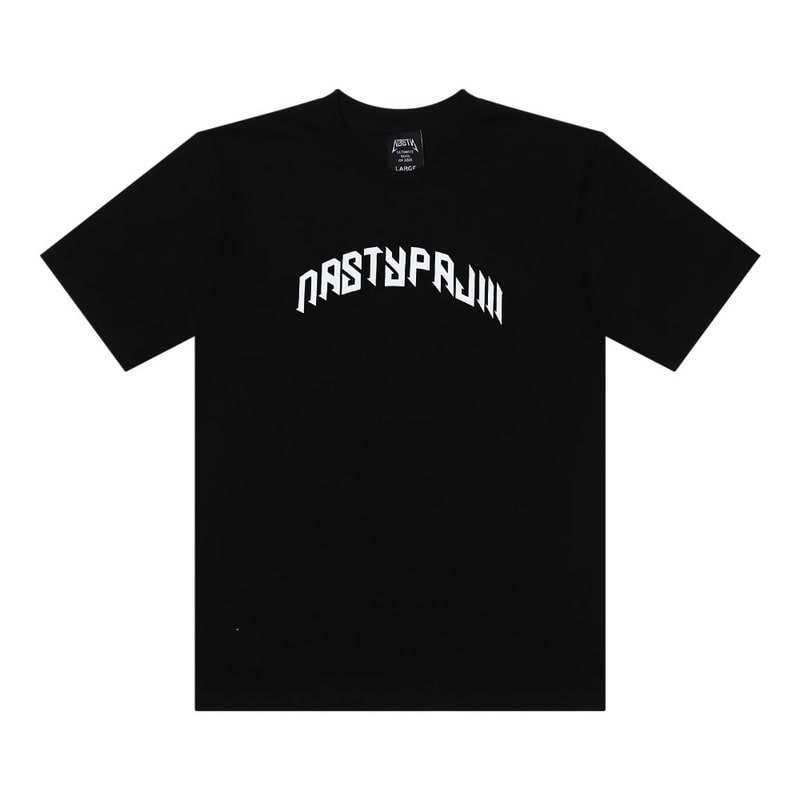 [2018 SUMMER SALE][NYPM] SURFACE TEE (BLK)