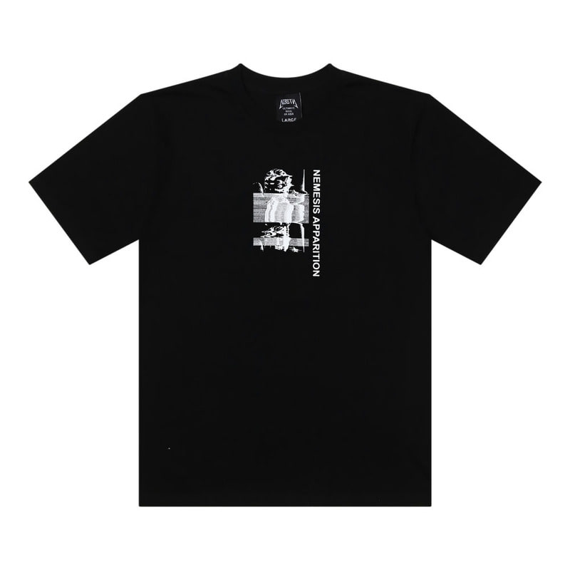 [2018 SUMMER SALE][NYPM] OMEGA TEE (BLK)