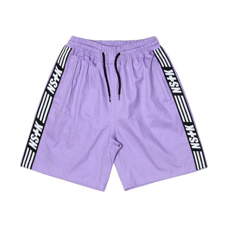 [2018 SUMMER SALE] [NSTK] NSTK LINE SHORTPANTS (VIOLET)
