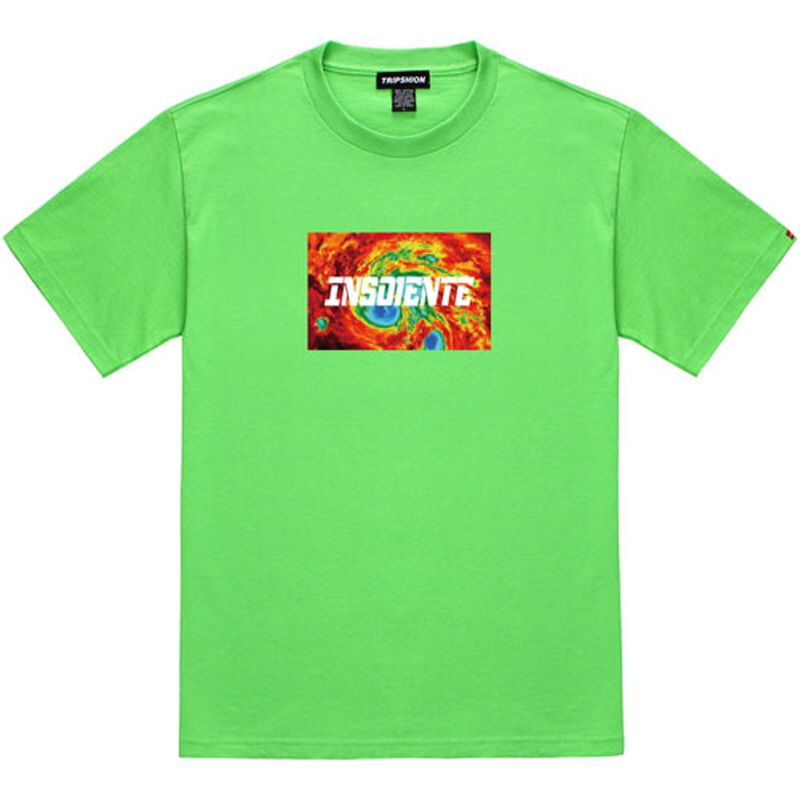 [TRIPSHION] INSOLENTE T-SHIRT LIME