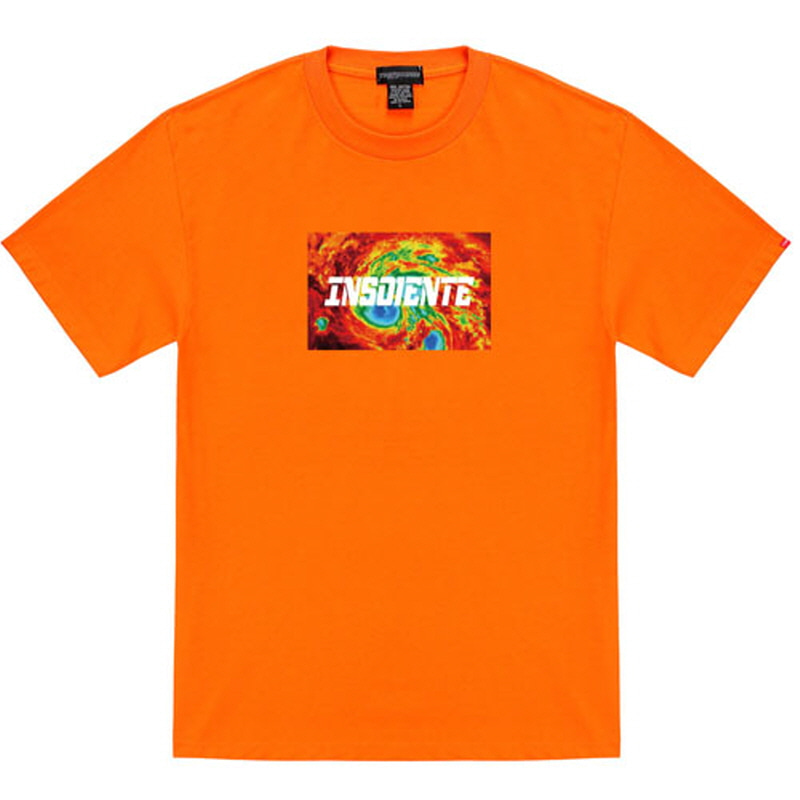[TRIPSHION] INSOLENTE T-SHIRT ORANGE