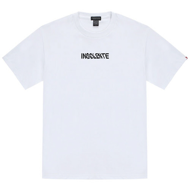 [TRIPSHION] WAVE INSOLENTE T-SHIRT WHITE