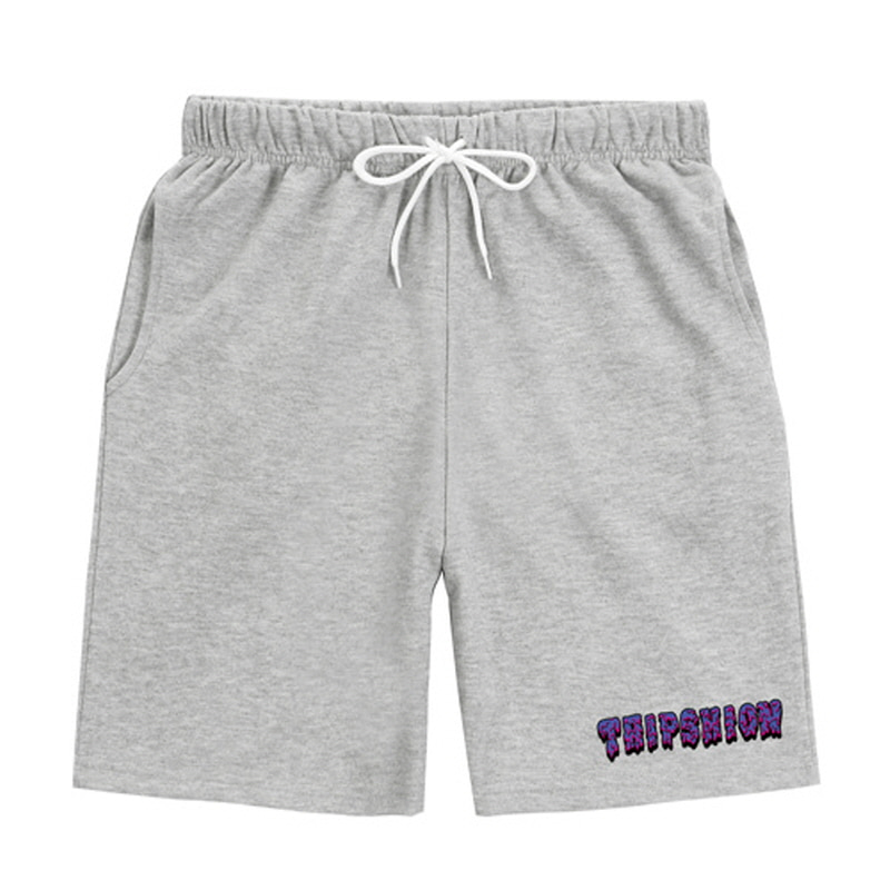 [TRIPSHION] PURPLE SLIME PANTS GREY