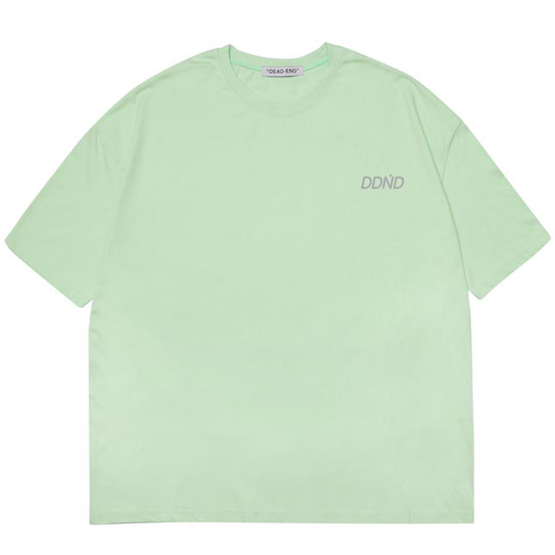 [DEADEND] LIME REFLECTIVE T-SHIRTS