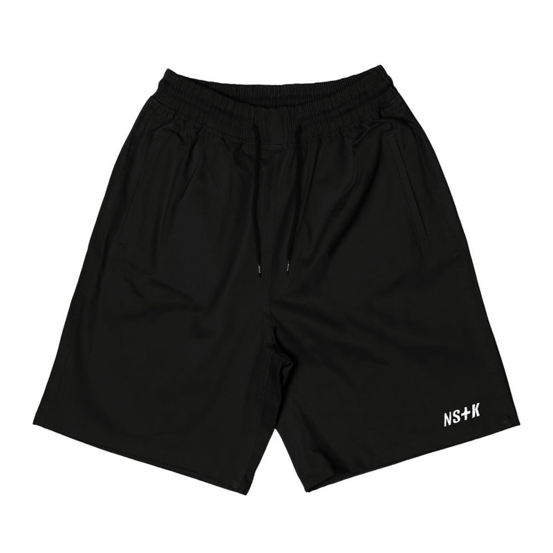 [2018 SUMMER SALE] [NSTK] EASY CODE 003 SHORT PANTS (BLK)