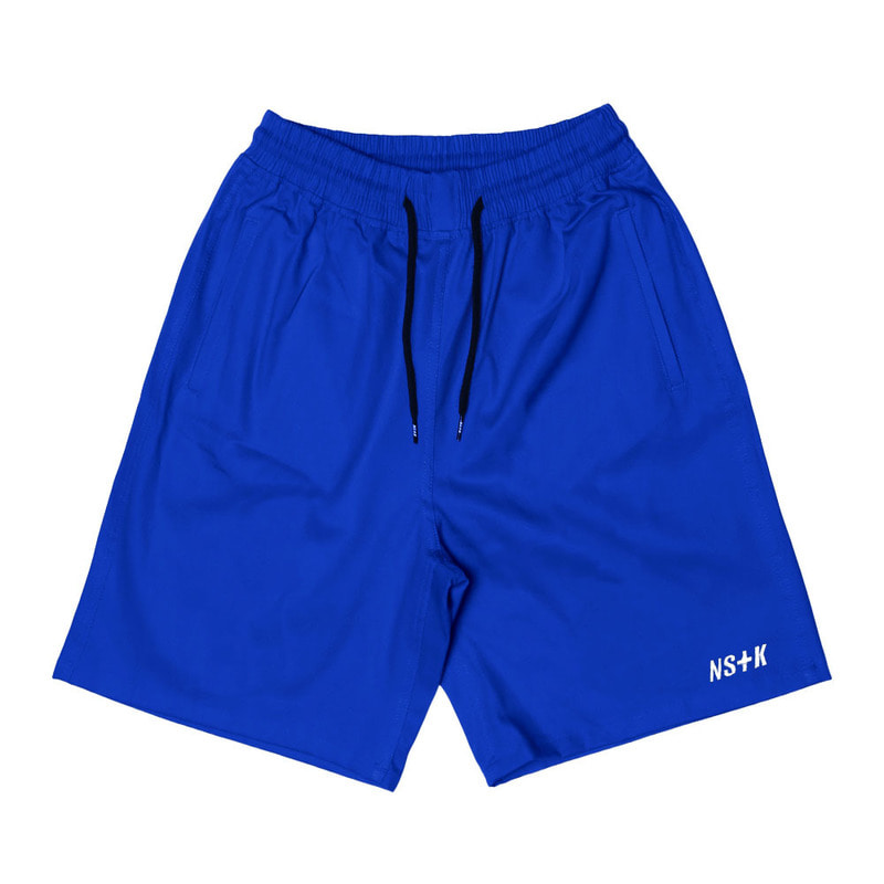 [2018 SUMMER SALE] [NSTK] EASY CODE 003 SHORT PANTS (BLUE)