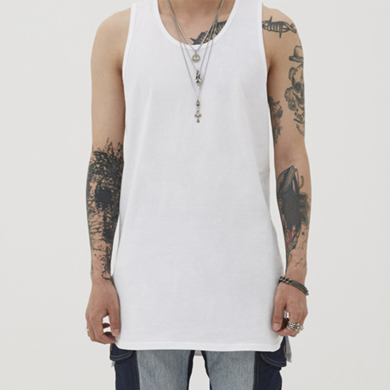 [INNOVANT] LAYERED SLEEVE (WHITE)