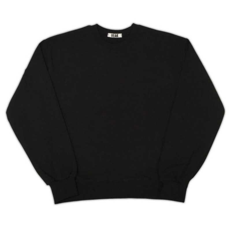[VEAK] EP.3-5 SIGNATURE CREWNECK (BLACK)